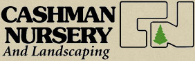 Cashman Nursery and Landscaping Logo