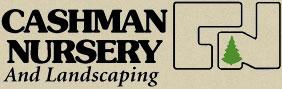 Cashman Nursery and Landscaping Logo